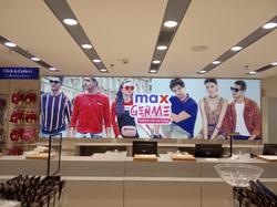 Max Fashion Cash Back Backlit