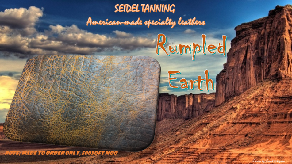 Rumpled, Earth RD-12383 3-3 1/2 OZ. (PLEASE NOTE MADE TO ORDER ONLY, 500FT MOQ)