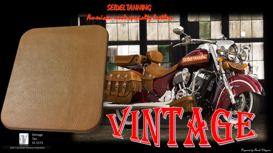 Vintage, Tan ST-5223 8-9 OZ. (QTY-8 sides)