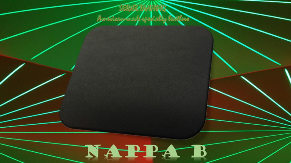 Nappa B, Black ST-5407 2¾-3¼ OZ. (QTY-75)