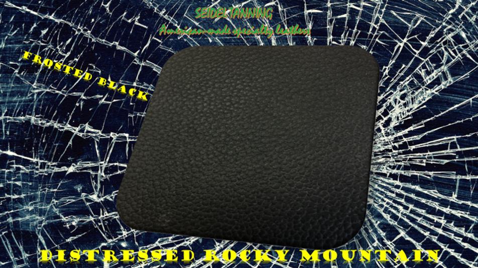 Distressed Rocky Mountain, Frost Black ST-4403 8-9 OZ.