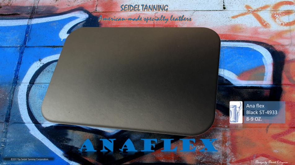 Anaflex, Black ST-4933 8-9 oz