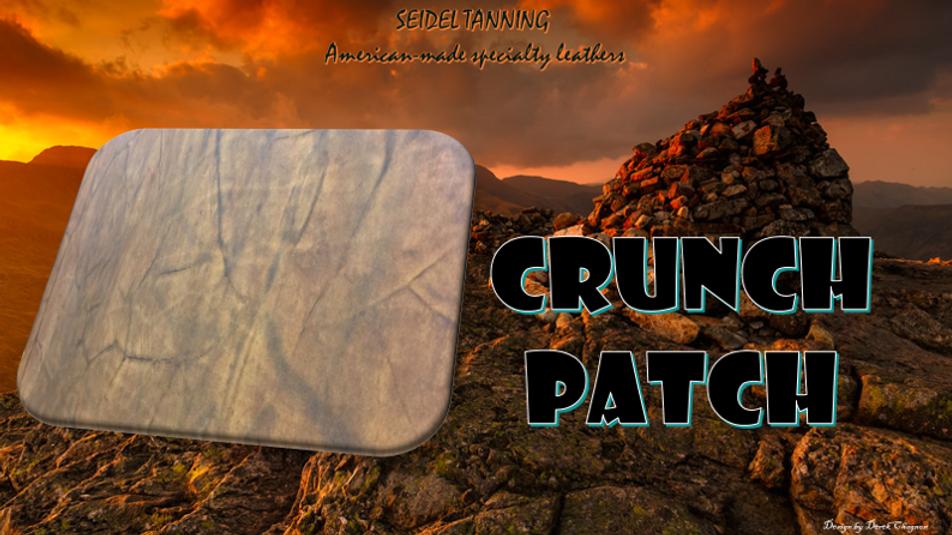 Crunch Patch, Brown ST-4335 3-3 1/2 OZ. (QTY-34 Sides)