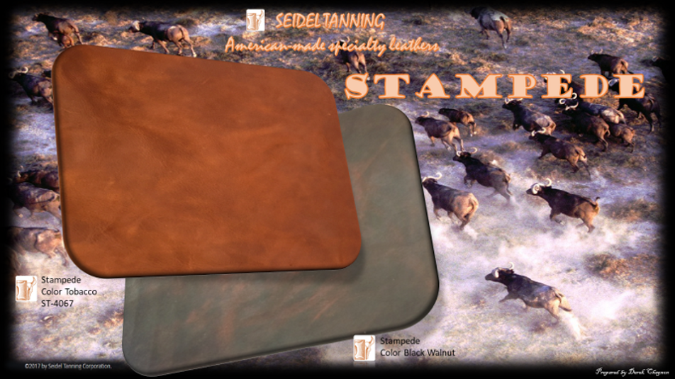 Stampede, Tobacco ST-4067 5- 5 1/2 OZ (QTY 25 Sides)