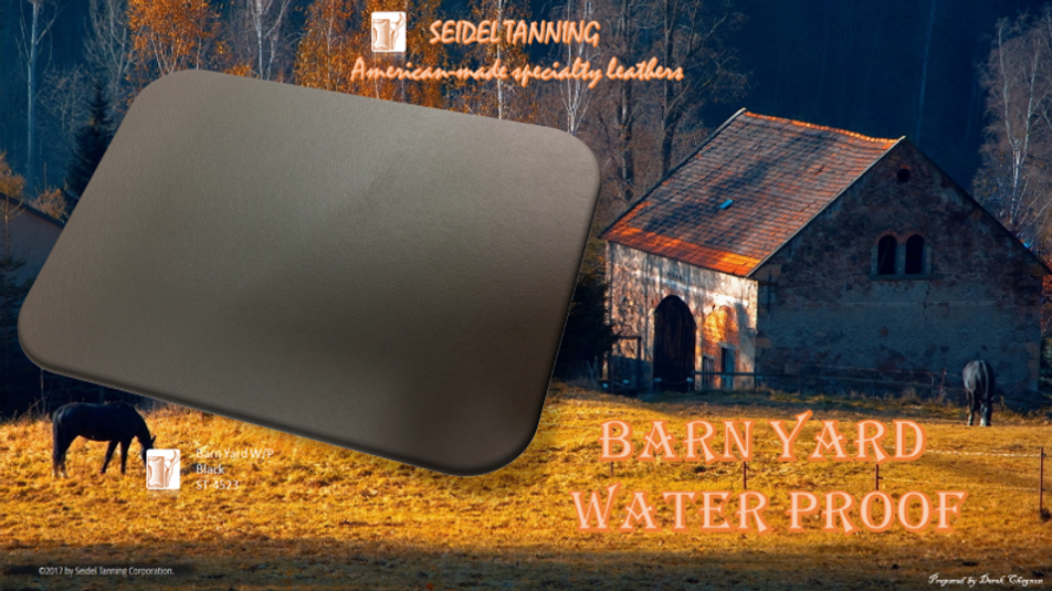 Barn Yard Flame Ret, Black waterproof ST-4523 7-7½ OZ. (QTY-44)
