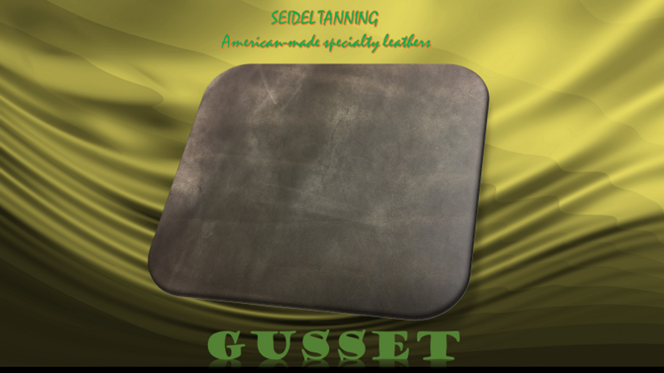 Gusset Redeyed, Black  ST-4282 2½ OZ.