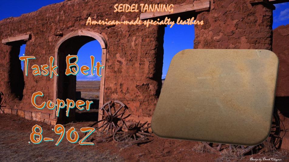 Task Belt, Copper ST-Misc. 8-9 OZ.