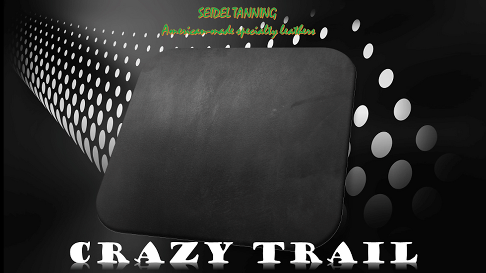 Crazy Trail, Black ST-5220 9 OZ. (QTY-11)