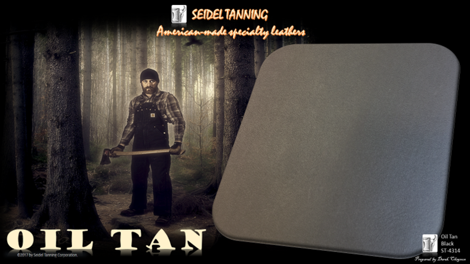 Oil Tan, Black ST-4314  10 OZ. (OUT OF STOCK)