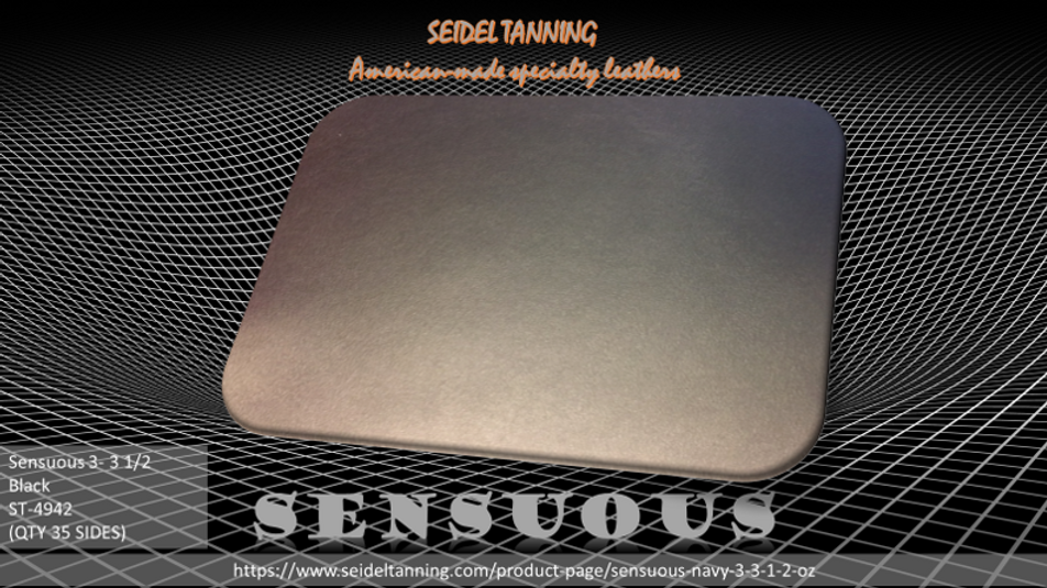 Sensuous Black ST 4942 3 - 3 1/2 OZ.