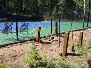 "Tennis ""Heckling"" Deck"
