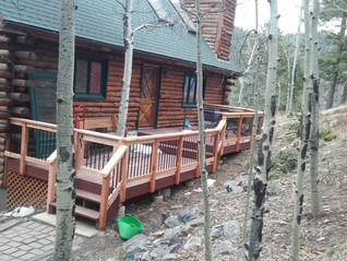Recent Select Projects - Deck Repair and Refurbish