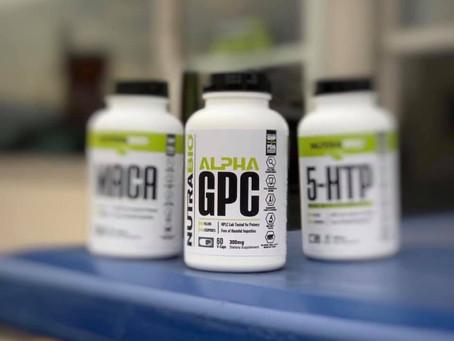 Nutrabio Alpha GPC Supplement Leaked!