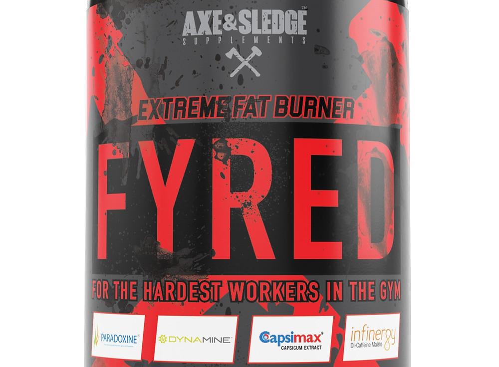 Axe & Sledge Fyred