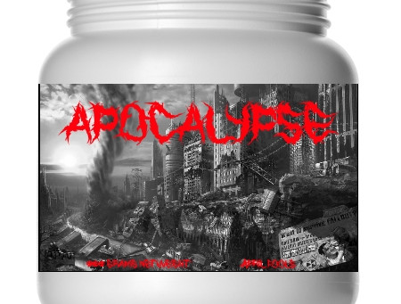 New Apocalypse Pre Workout!