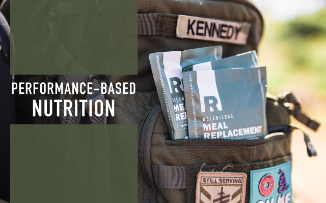 Relentless Supplements - Performance Based Nutrition