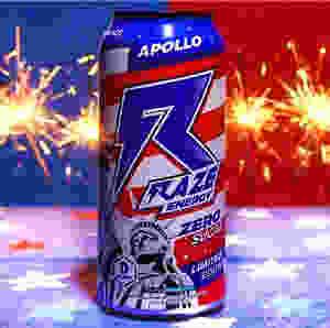 Raze Energy Apollo