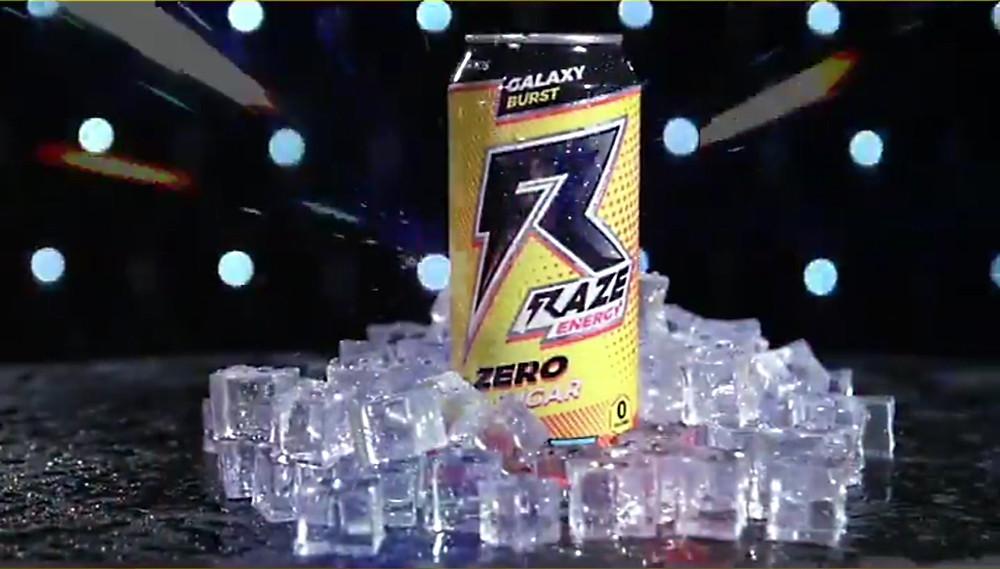 Raze Energy Galaxy Burst