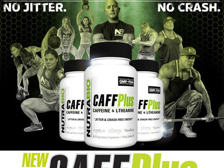 Nutrabio Releases CaffPlus Supplement