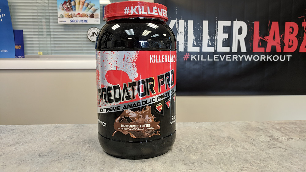 Killer Labz Predator Pro New Look