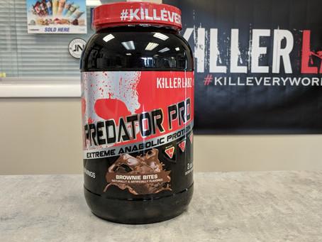 Killer Labz Predator Pro New Look!