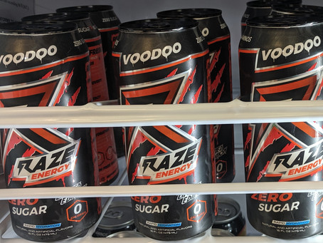 Raze Energy Voodoo Review