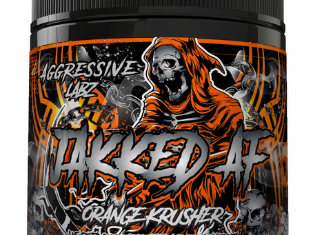 New Jakked AF Pre Workout Now In Stock!