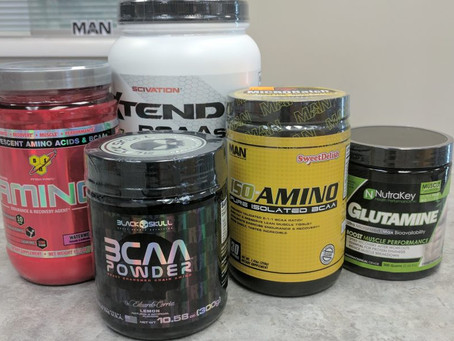 Amino Acids and Why You Need Them