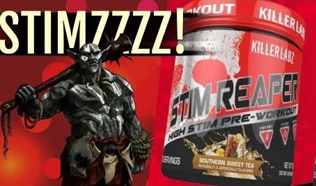 Stim Reaper Pre Workout Review