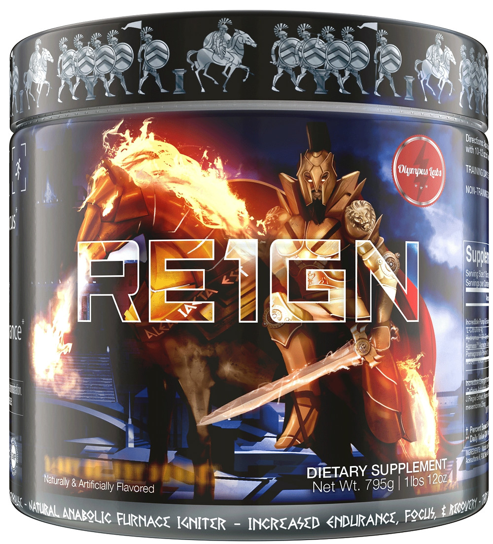 Re1gn Pre Workout