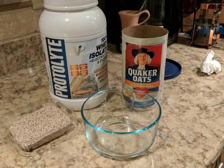 Protolyte Overnight Oats Recipe
