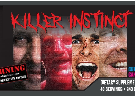 Killer Instinct Pre Workout Now in Stock