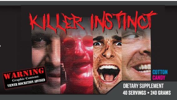 Killer Instinct Pre Workout