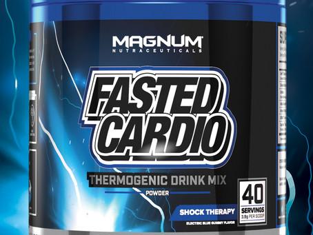 Magnum Announces Fasted Cardio