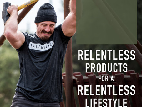 Introducing Relentless Supplements