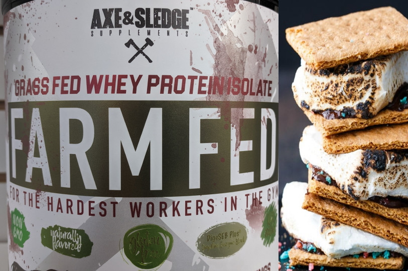 Axe & Sledge Farm Fed S'mores