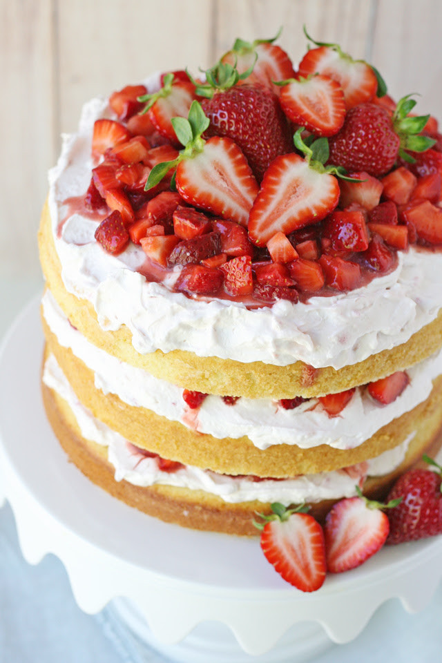 Strawberry Shortcake... YUM!