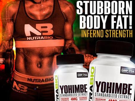 Nutrabio Yohimbe Extract VS Yohimbine HCL