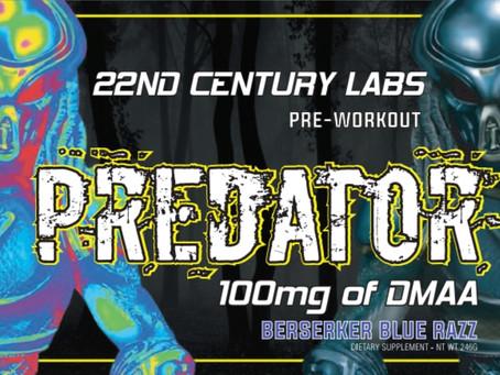 Predator Pre Workout