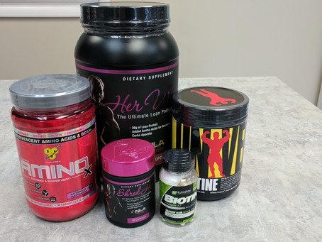 Taking Multiple Supplements - What to watch for
