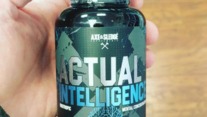 Axe & Sledge Actual Intelligence is here