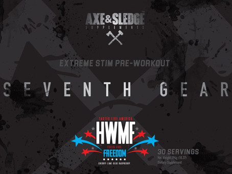 Axe & Sledge Seventh Gear Incoming!