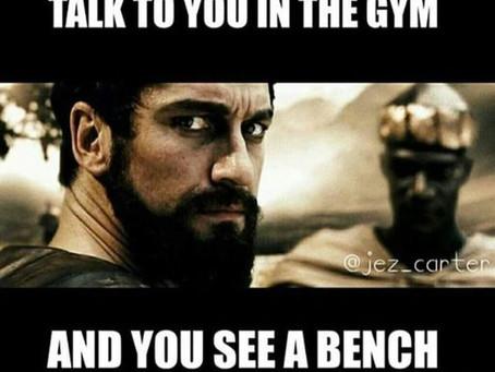 Best Workout Memes