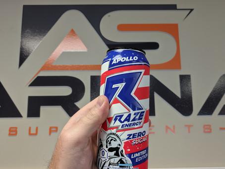 Raze Energy Apollo Review