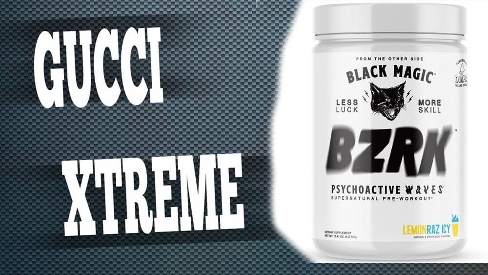 BZRK Pre Workout Review