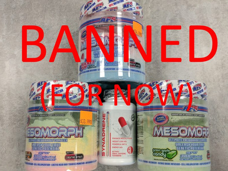 DMAA is Banned... Now What? DMHA!