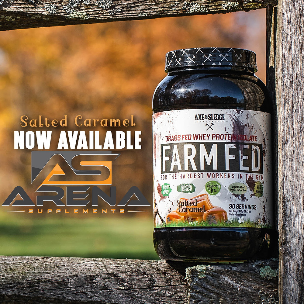 Farm Fed Salted Caramel