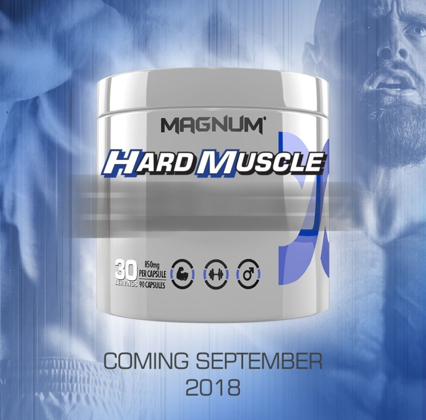 Magnum Hard Muscle