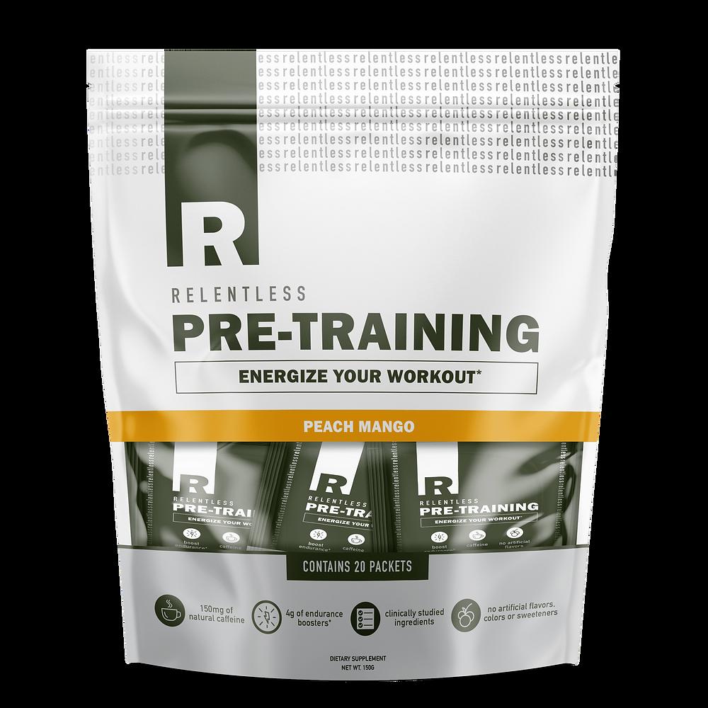 Relentless Pre-Training