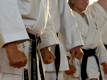 Mit Karate aus dem Lockdown – ready for Take-Off!
